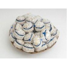 Pack Of 36 Mini White Shell Boxes Jewellery Box Sea
