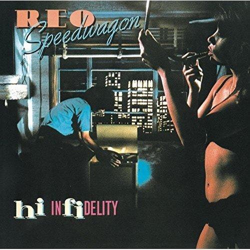 Reo Speedwagon - Hi Infidelity (30th Anniversary Edition) [CD]