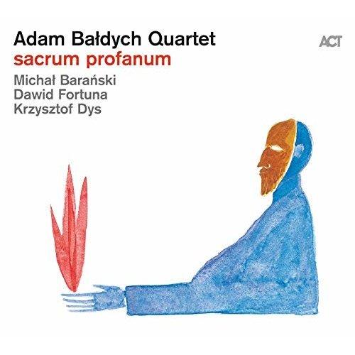 ADAM BALDYCH QUARTET - SACRUM PROFANUM [CD]