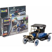 Revell 67661 Ford T Roadster (1913) 1:24 Plastic Model Kit