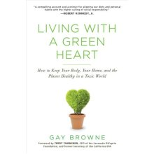 Living With A Green Heart - Used