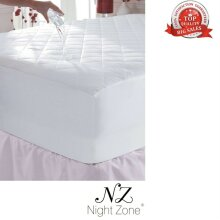Waterproof Quilted mattress protector Extra Deep