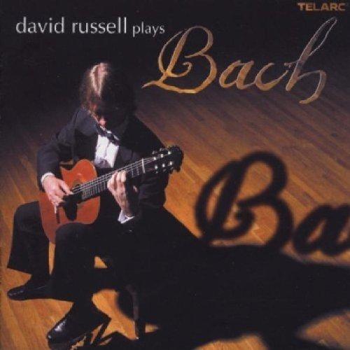 Russell David - Plays Bach [CD]