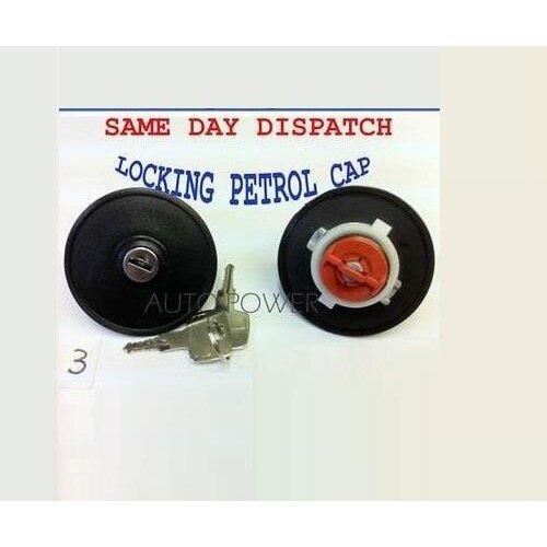 ANTI THEFT LOCKING PETROL DIESEL GASOLINE FUEL FILLER CAP - PLC3 - MOT