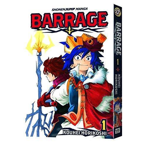 BARRAGE TP VOL 01