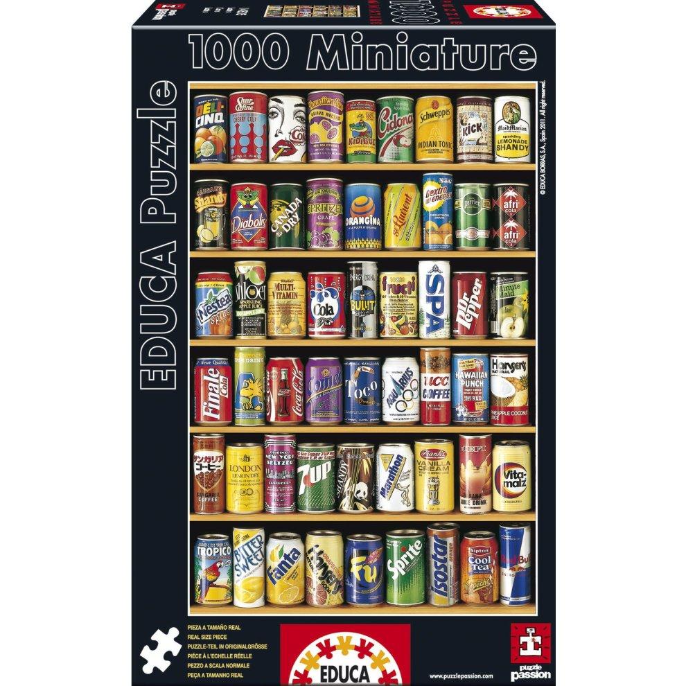 educa puzzle 1000 miniature