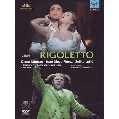 Diana Damrau/fabio Luisi/juan - Verdi : Rigoletto