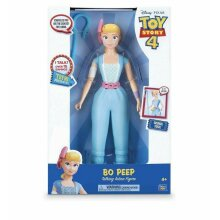 Toy Story 4 Bo Peep Talking Action Figure Toy Authentic