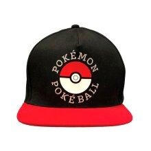 Pokemon Trainer Snapback Cap
