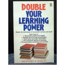Double Your Learning Power - Used