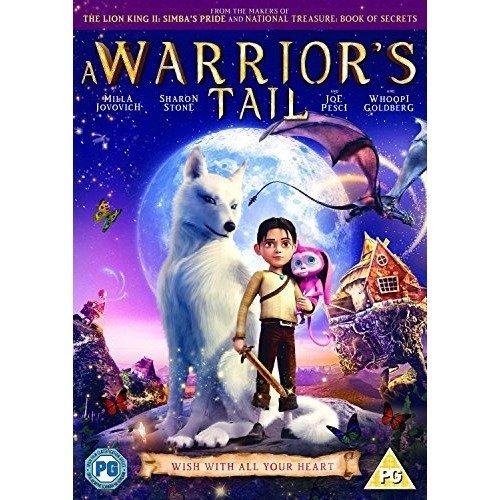 A Warriors Tail DVD [2016]