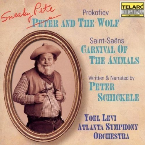 Atlanta Symp Orch/levi - Prokofiev: Sneaky Pete and the [CD]