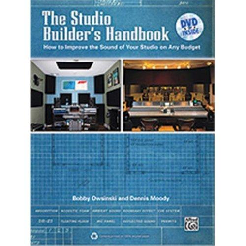 Alfred 00-37078 STUDIO BUILDERS HBK-BK&DVD