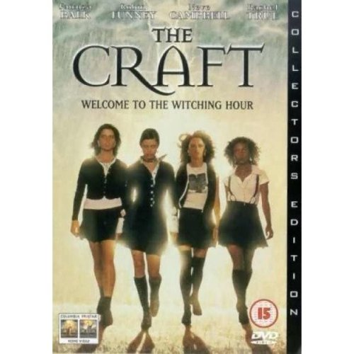 The Craft - Collectors Edition DVD [2000]