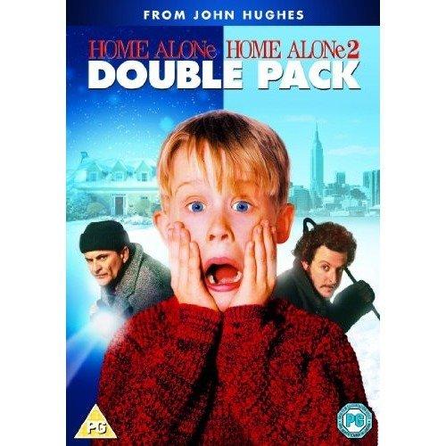 Home Alone 1 & 2   DVD Box Set