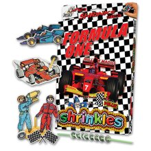 Shrinkles Bumper Pack Formula 1 Comics