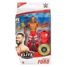 WWE Elite - Series 81 - Montez Ford
