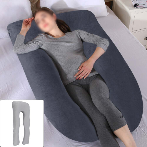 U shaped pillow Maternity Pregnancy Pillow