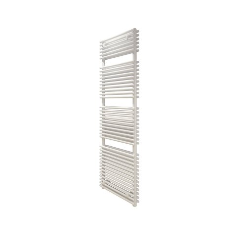 Stelrad Arno Double Panel White Designer Heated Towel Rail 792mm x 450mm - Central Heating