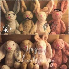 Easter Bunny Soft Plush Toy Kids Baby Toys 30cm