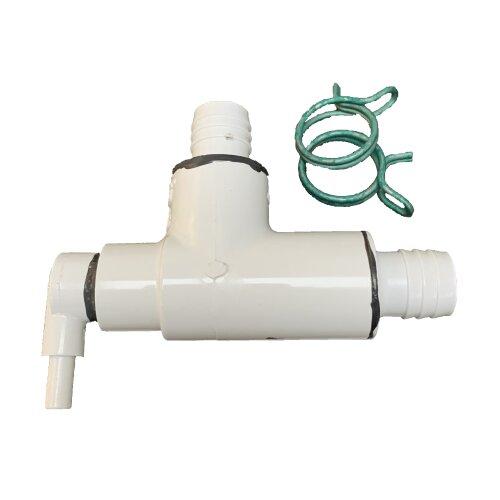 Hot Spring Circulation Pump Bleedline Fitting 77427 Tub Tubs Circ Pipe