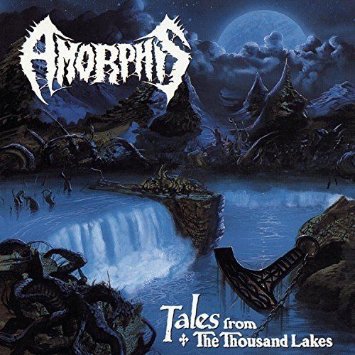 Amorphis - Tales from the Thousand Lakes [CD]