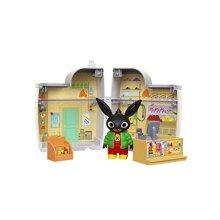Bing 3563 Mini House Playset Supermarket