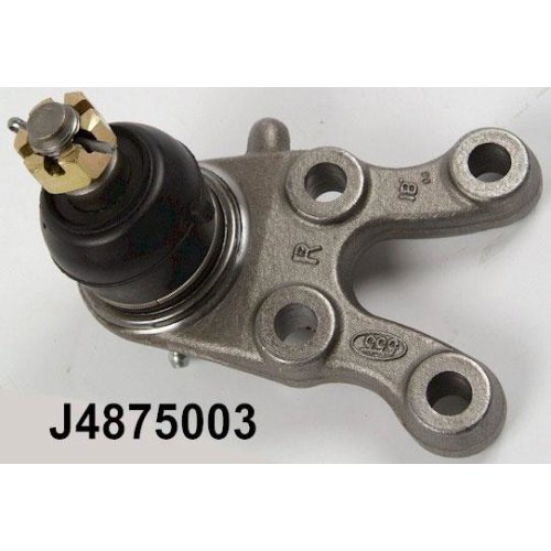 Nipparts Front Right Ball Joint J4875003 for Mitsubishi Pajero 2.5 Litre Diesel (01/86-12/01)