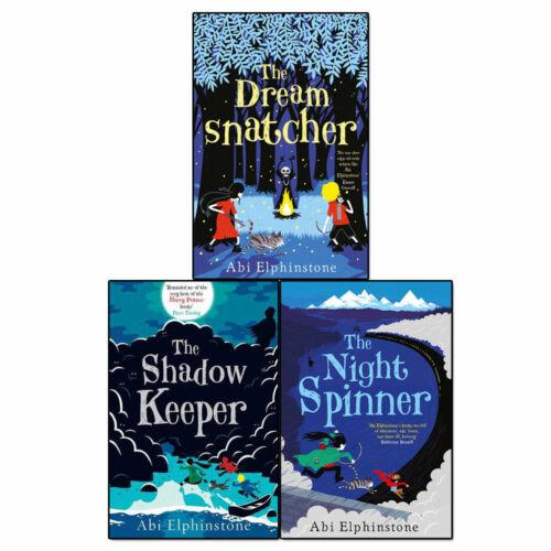 Dreamsnatcher Series Abi Elphinstone 1-3 Books Set collection