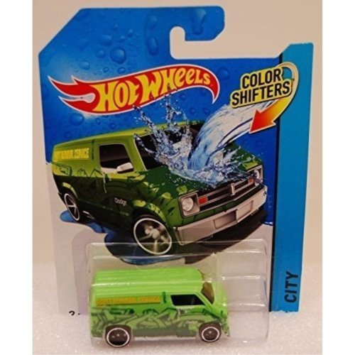 Hot Wheels Bhr15 Hot Wheels Color Shifters City Car Toys Assorted Styles