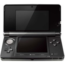Nintendo 3DS Console - Cosmos Black (3DS) - Used