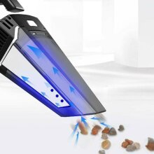 High-Power Rechargeable Handheld Vacuum Cleaner