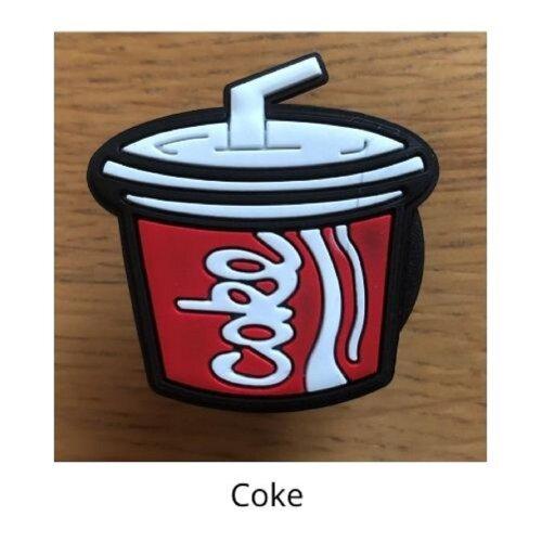 (Coke) mobile phone holder Socket Finger grip Stand UK