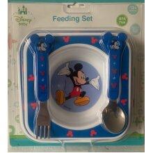 Mickey Mouse Feeding Set