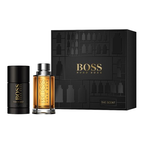 Hugo Boss The Scent - 50ml EDT Gift Set With Deodorant Stick