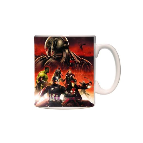 Mug - Marvel - Avengers - Movie Superhero  Coffee Mug Licensed cmg-aum2-avng9
