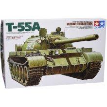Tamiya 35257 Russian Medium Tank T-55A1:35 Model Kit