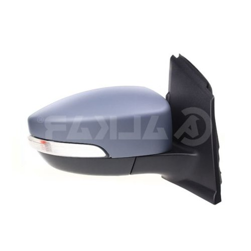 Ford Kuga Mk2 2012-2016 Electric Wing Door Mirror Primed Cover Drivers Side