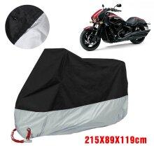 Waterproof Motorcycle Motorbike Scooter Storage Cover Breath