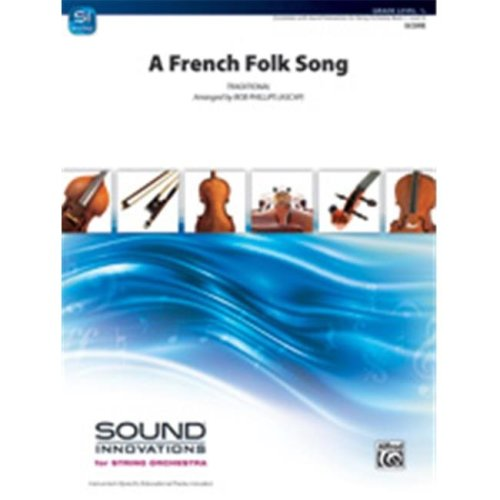 Alfred 00-35954 FRENCH FOLK SONG-SIS