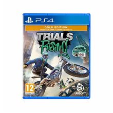 Trials Rising Gold (PS4) (New)