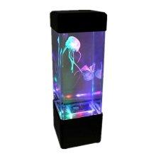 Aquarium Style Jellyfish Tank Colour Changing LED Mood Light