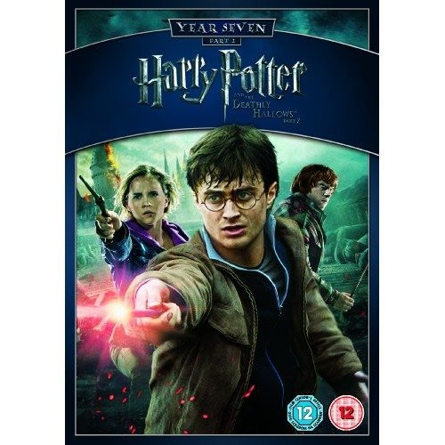 Harry Potter 7 the Deathly Hallows Part B (2 Disc)