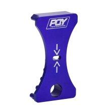 Engine Cam Gear Lock Timing Belt Installation Tool Compatible with Honda/Acura B16 B18C1 B18C5 VTEC Blue