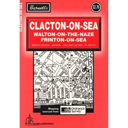 Clacton Street Plan