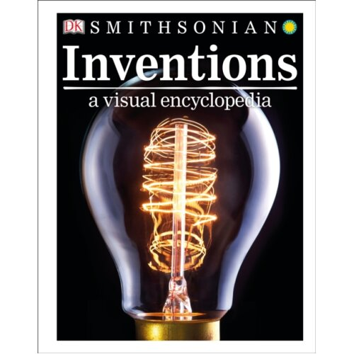 Inventions A Visual Encyclopedia by DK - Used