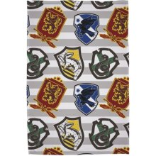Harry Potter House Character Flannel Fleece Blanket Throw