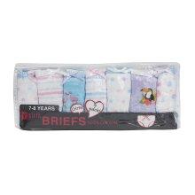 Girls 7 Pack of Briefs