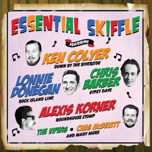 Essential Skiffle Audio Cd Various Artists