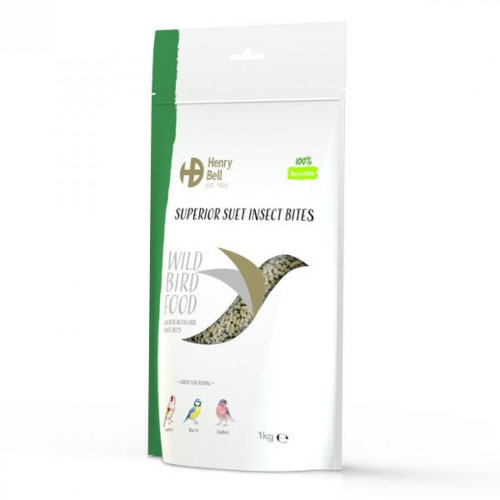 Henry Bell Superior Suet Insect Bites 500g